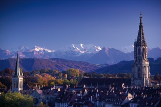 Where town and countryside mingle (Photo by Bern Tourismus)